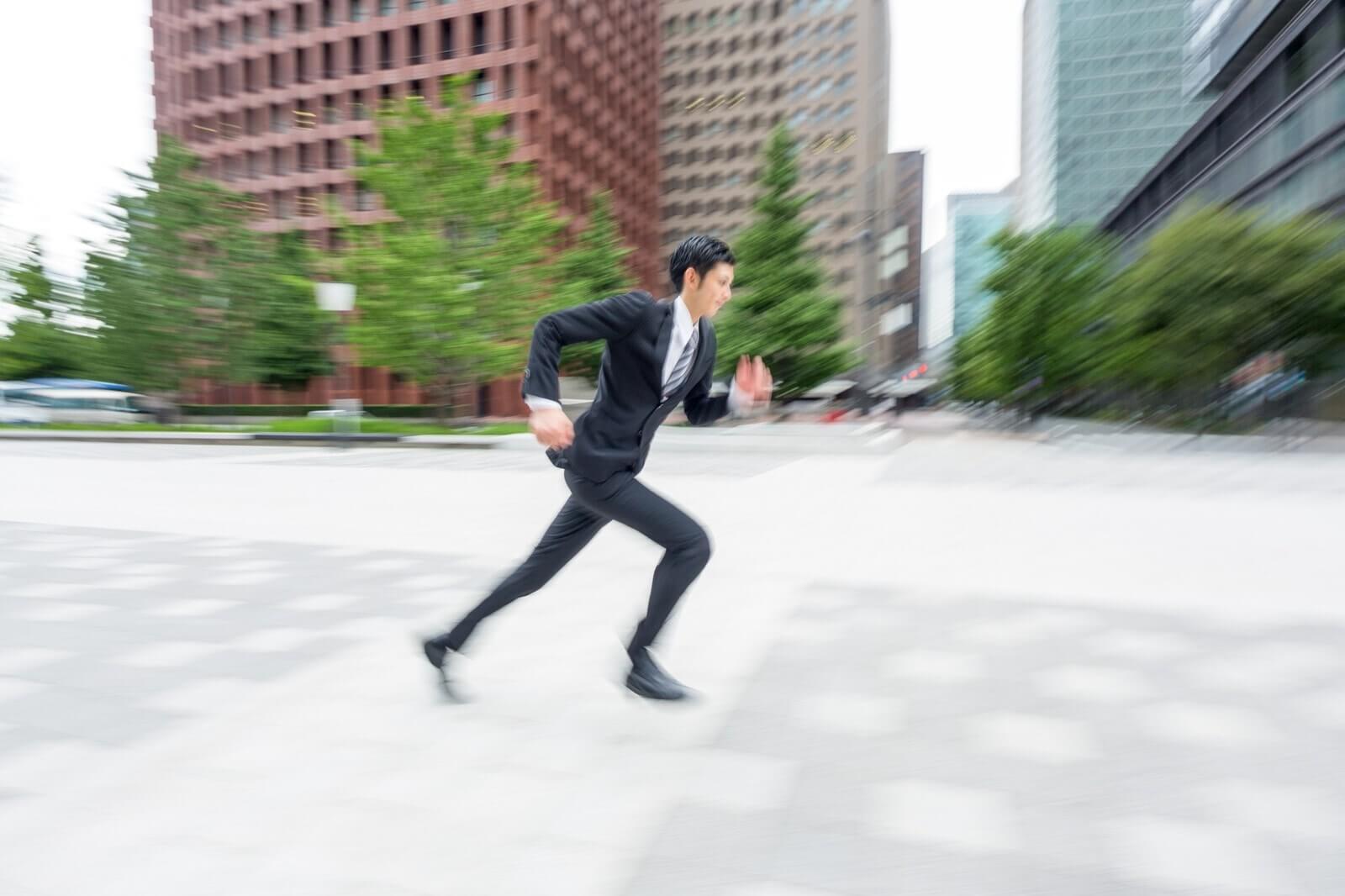 場 ジョギング その