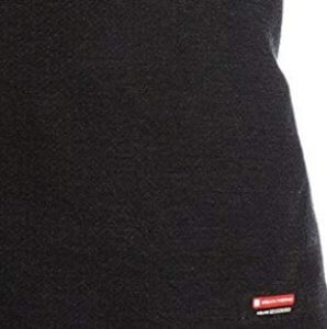 ブレスサーモ素材のランニングシャツ