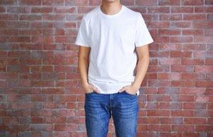 綿素材のシャツ