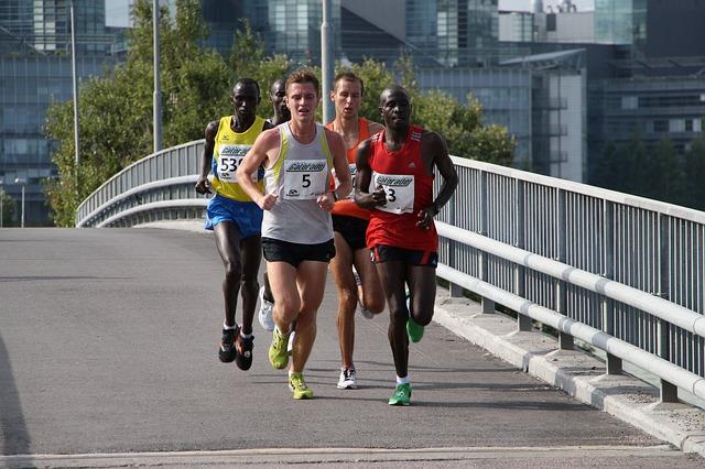 マラソン 選手 体 脂肪 率