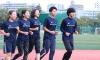 大阪マラソン2017を駆け抜ける関西大学代表の関大生ランナー5名を取材してきました
