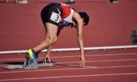 陸上400mの中学・高校男女別の平均タイム