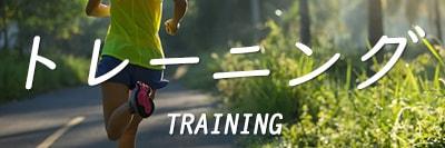 トレーニング特集