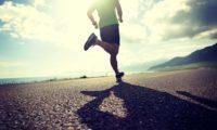 フルマラソンのタイムと月間走行距離の目安について