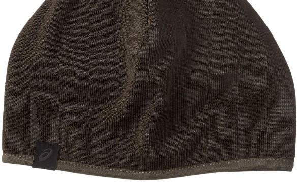 アシックスニット帽