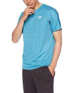 ニューバランスランニングシャツ(メンズ)