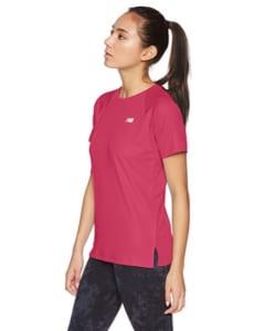 ニューバランスランニングシャツ(レディース)