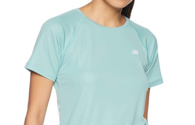 ニューバランスランニングシャツ