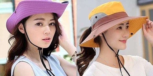 おすすめのレディースウォーキング帽子②