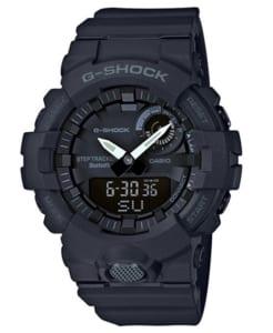カシオの歩数計付き腕時計