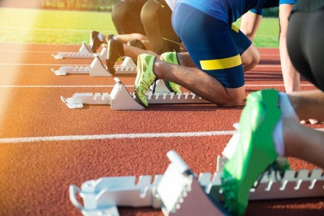 陸上短距離走のおすすめ練習法