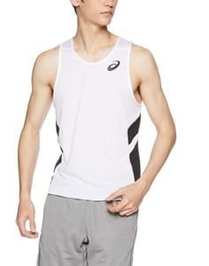 アシックスランニングシャツ(メンズ)