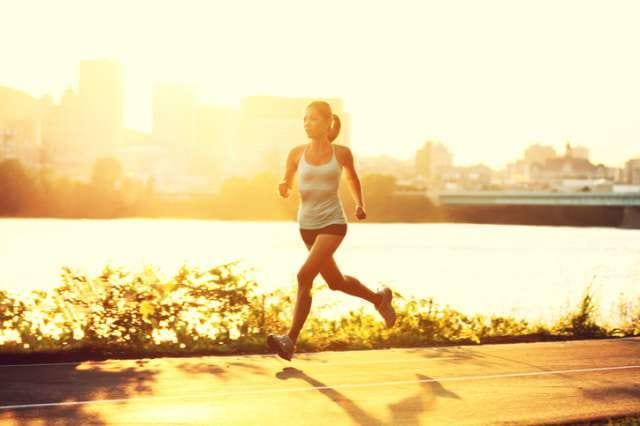 ゆっくり長い時間走る人