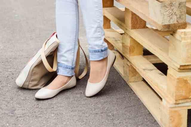 足にぴったりの靴