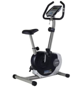 心拍数計測機能付きエアロバイク